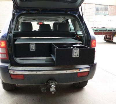 2 Drawer Unit for Jeep