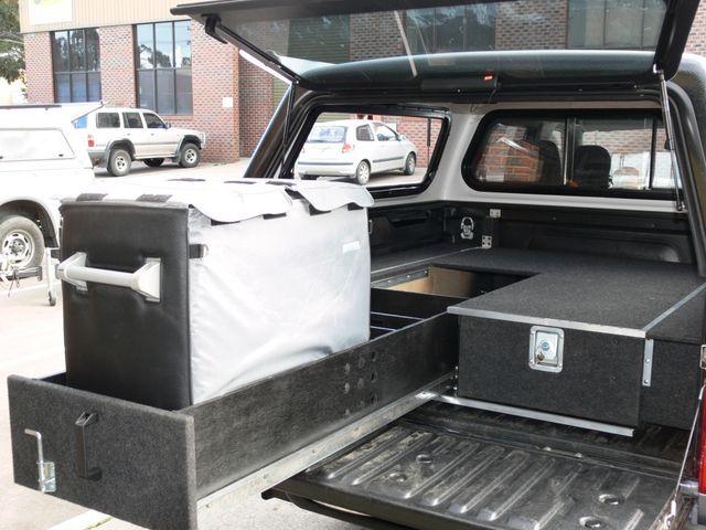 fridge in drawer unit 3