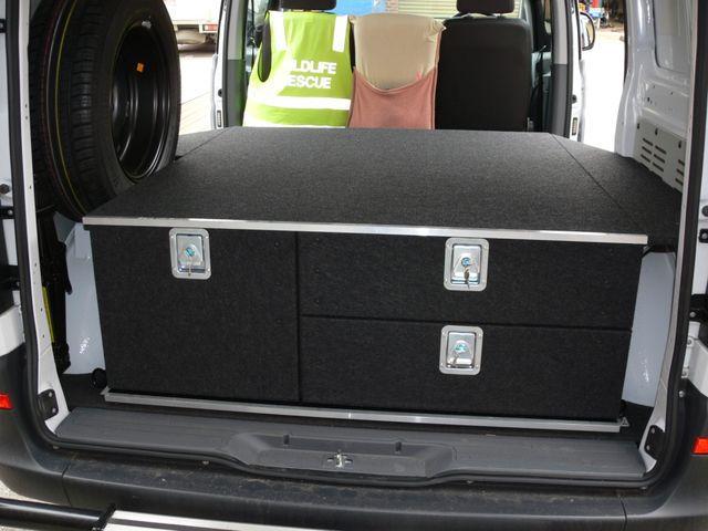 Best Off Road custom drawer mercedes