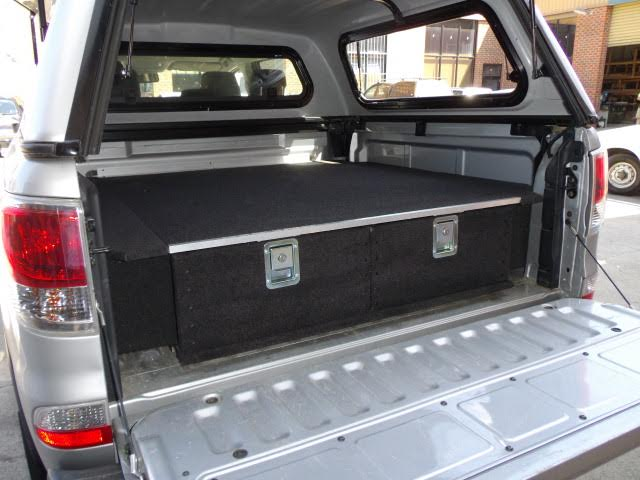 Stowtec Ute Storage Drawers Innovative Accessory Solutions & Storage Drawers For Utes - Best Drawer Model