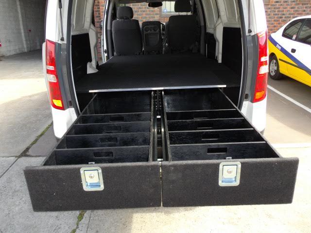 Best Off Road van drawers