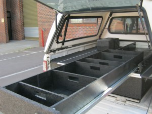 Best Off Road Van Drawer