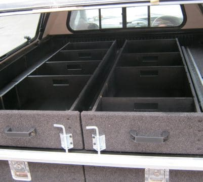 Best Off Road Custom Drawers