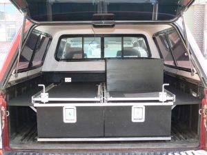 Sliding Drawer Units u2013 Secure uTE boXES & Ute Boxes | Ute Storage Drawers | Tough u0026 Secure Tool Boxes