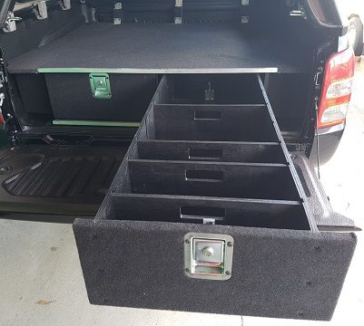 Choose the right ute storage for your needs