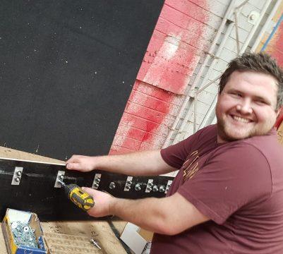 Stephen - Custom Vehicle Drawers for Vans