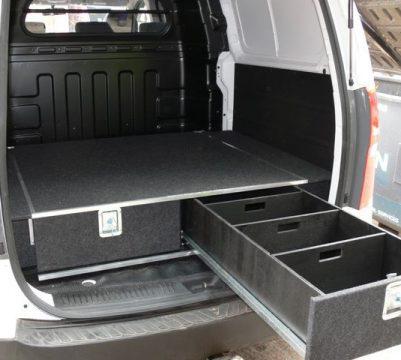 Hyundai iLoad Crew Cab