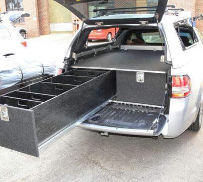 Holden Ute Canopy Drawers – Ute Tool Boxes