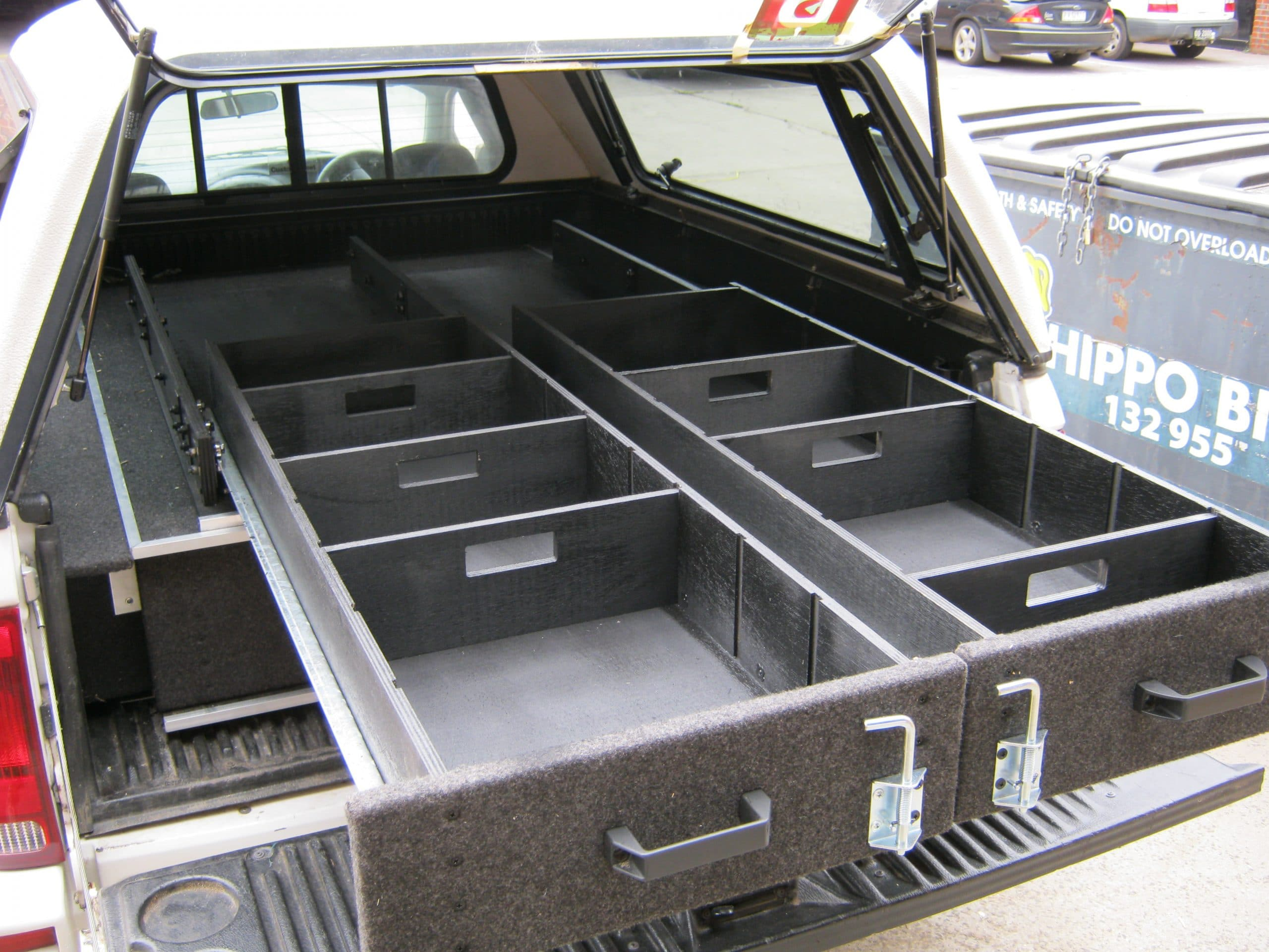 Ute, Van & 4WD Drawers Gallery | Fitted in Melbourne by Best