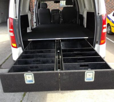 Van Drawers | Best Off Roads