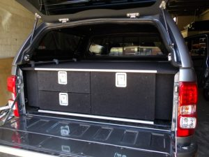 Three drawer system, Tradie & commercial