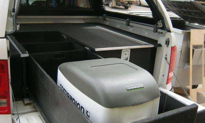 fridge in drawer unit
