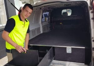 Tradie Drawers easy to install