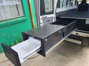 camping trailer drawers