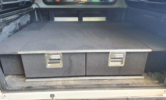 ute drawers new locks